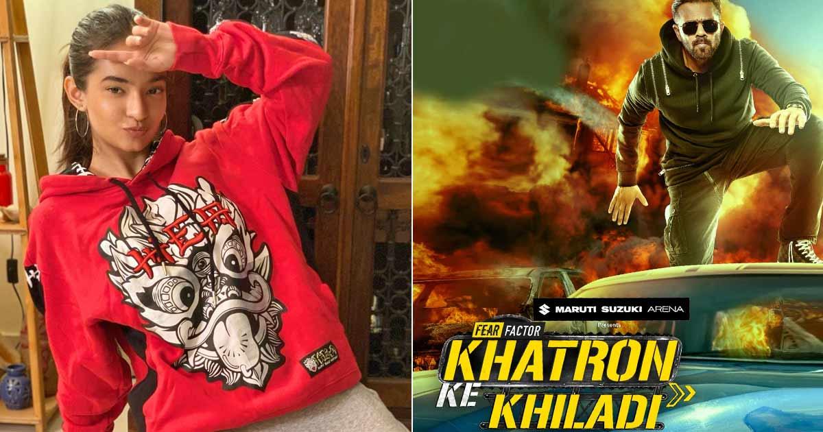 Anushka Sen Is Gearing Up For The Challenges In Khatron Ke Khiladi 11