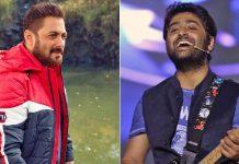 Arijit Singh Vs Salman Khan War