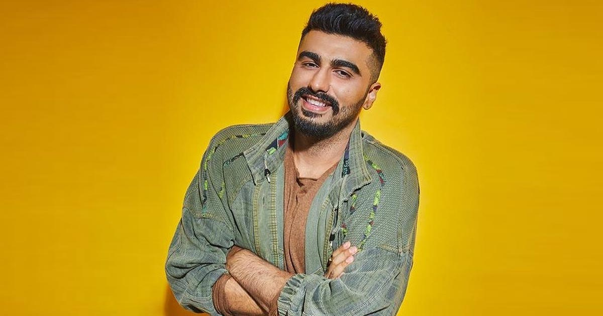 Arjun Kapoor Reveals He Weighed Close To 150 Kgs At 16
