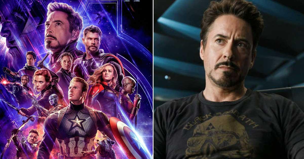 Avengers: Endgame Rare Video Shows Robert Downey Jr Arranging Musicians During Lunch & Chris Hemsworth Dancing To La Bamba
