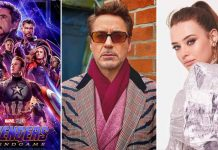 Avengers: Endgame: Robert Downey Jr Shares A Deleted Alternate Ending Ft 13 Reasons Why Fame Katherine Langford