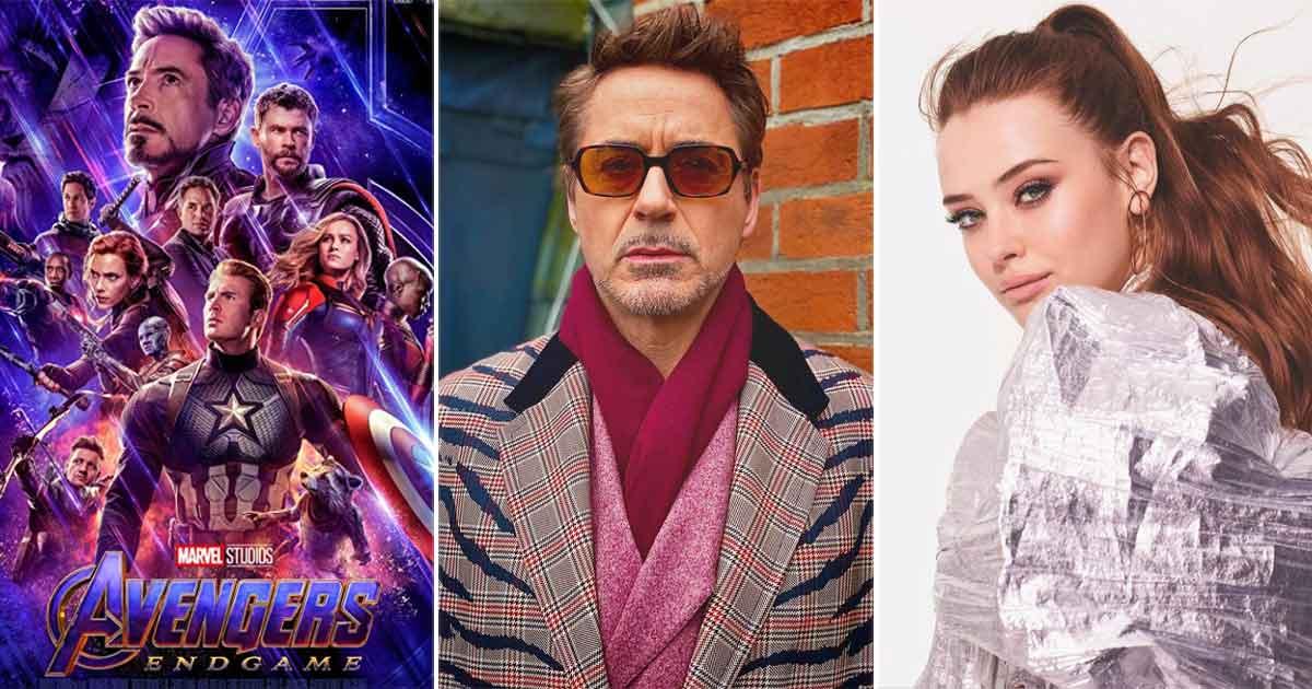 Robert Downey Jr Shares A Deleted Avengers: Endgame Scene Ft. Katherine Langford