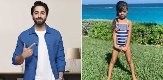 Ayushmann shares throwback pic on daughter's birthday