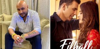 B Praak's song #Fihall starring Akshay Kumar and Nupur Sanon hits 1billion views on YouTube