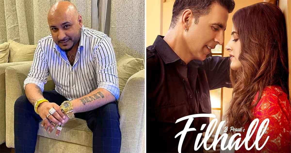 B Praak's song #Fihall starring Akshay Kumar and Nupur Sanon hits 1billion views on YouTube