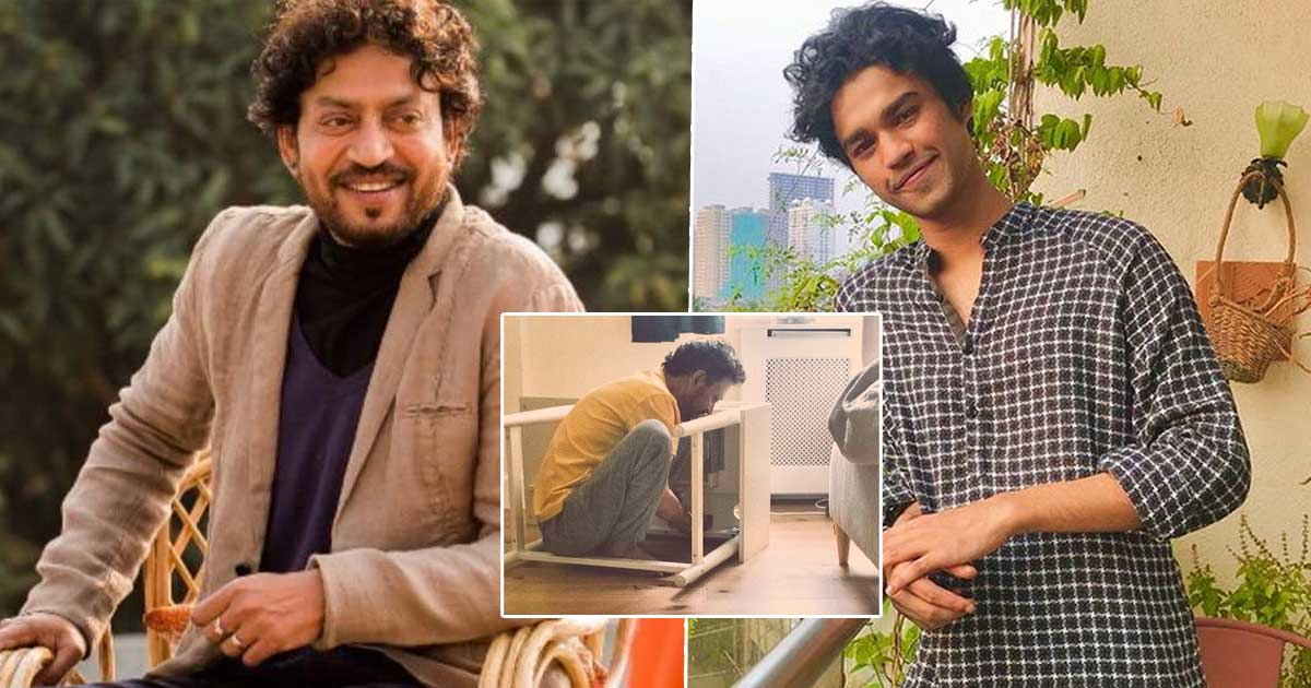 Irrfan's Son Babil Pens A Heart-Wrenching Note Highlighting The 'Last Memories' On His Father's First Death Anniversary, Read On
