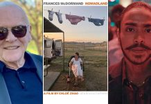 BAFTA 2021: 'Nomadland' wins big, Adarsh Gourav loses to Anthony Hopkins