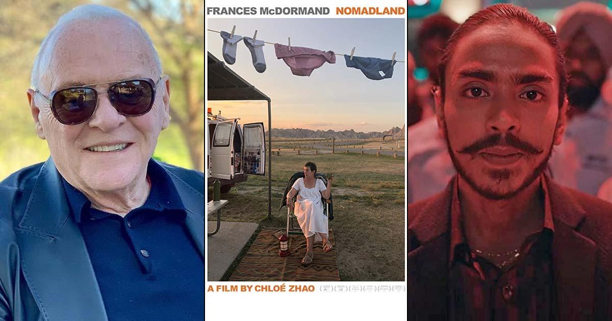 BAFTA 2021: 'Nomadland' wins big, Adarsh Gourav loses to Anthony Hopkins