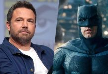 Ben Affleck Bidding Goodbye To Batman After The Flash?
