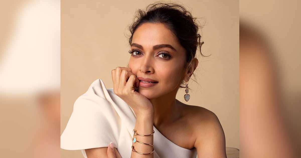 Deepika Padukone Is The New Brand Ambassador For Luxury High-End Brand Chopard, Check Out
