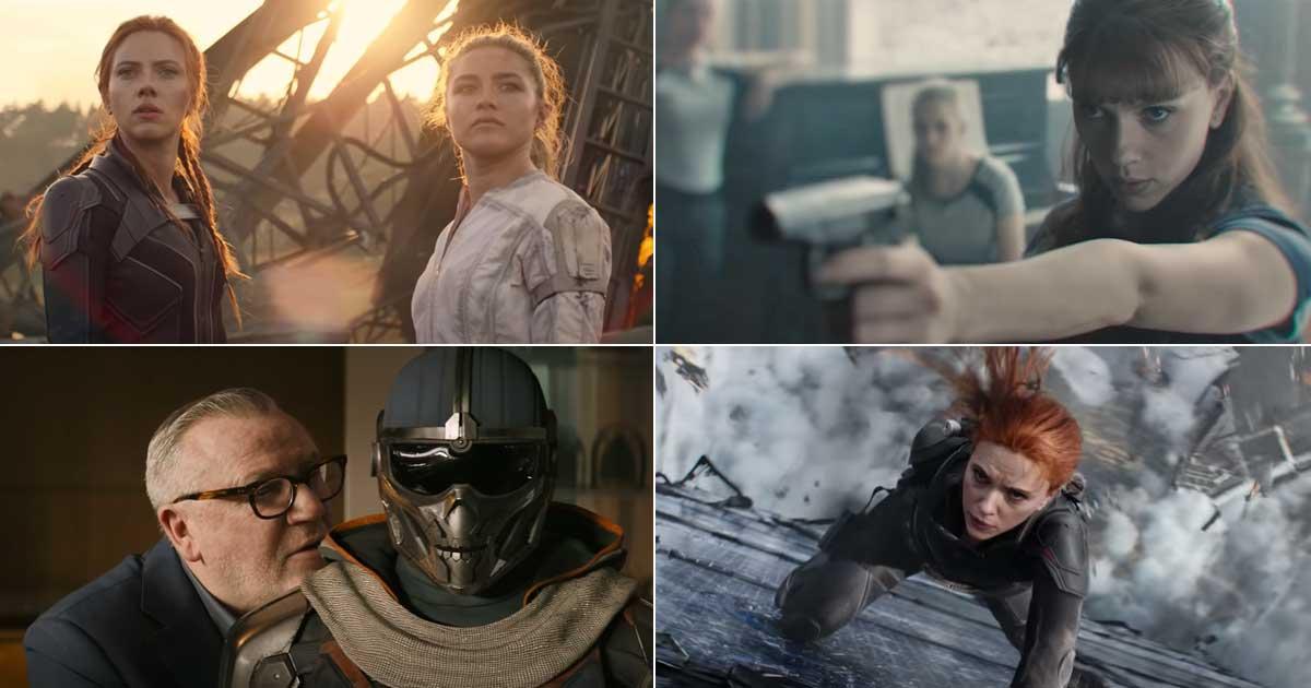 Black Widow Trailer Out Now! Scarlett Johansson Fans Flood Twitter