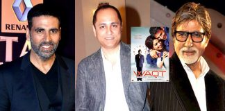 """Both Amitji and Akshay were willing to waive off their fees for the film,"" informs Vipul Amrutlal Shah as 'Waqt – The Race Against Time' clocks in 16 years today!"