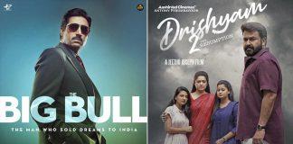 Box Office - Abhishek Bachchan's The Big Bull to open bigger than Ludo, will challenge Drishyam 2 for biggest OTT premiere of 2021