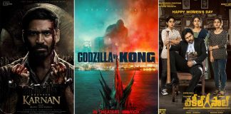 Box Office - Godzilla vs King enters the 50 Crore Club, would face competition from Dhanush's Karnan and Pawan Kalyan's Vakeel Saab now