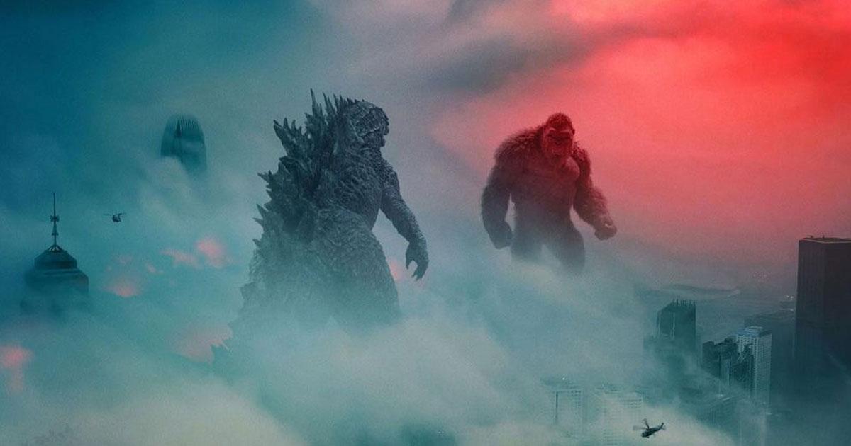 Box Office - Godzilla vs Kong has a very good extended first week