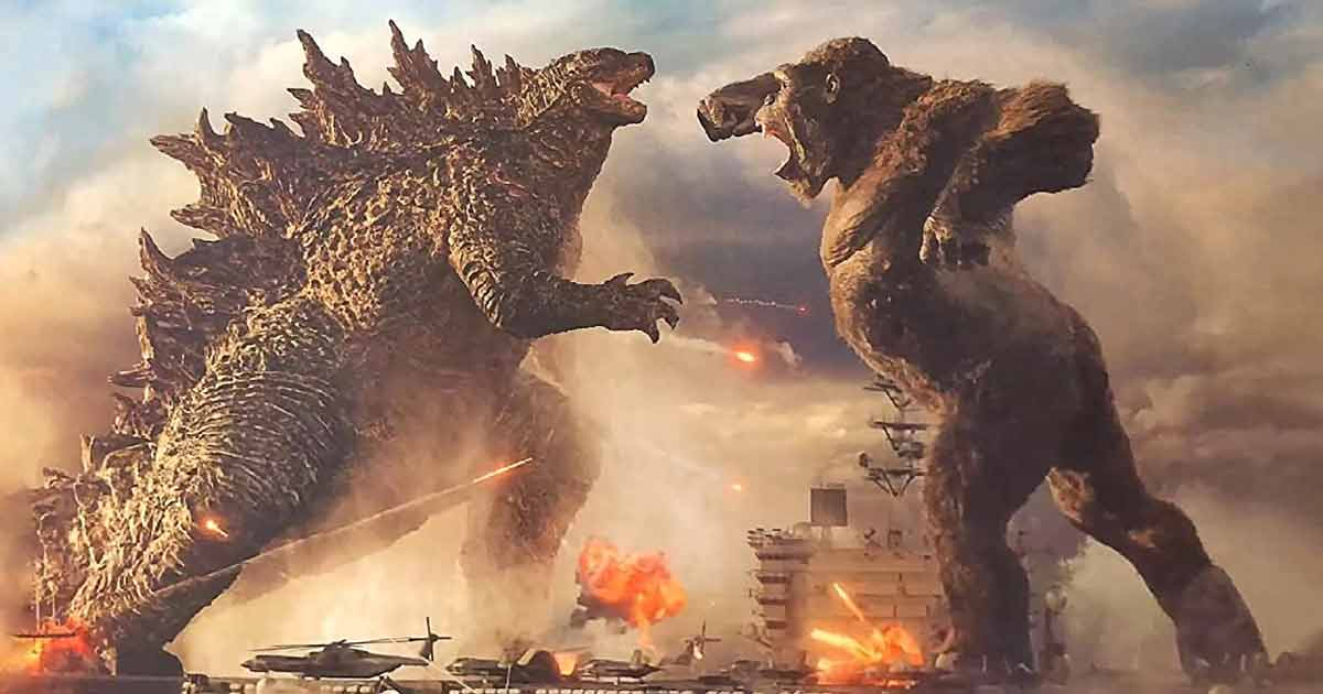 Box Office - Godzilla vs Kong jumps again on Saturday