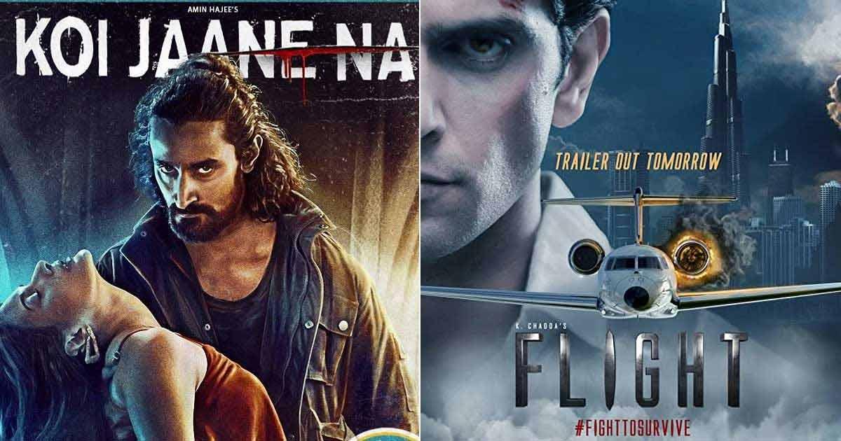 Box Office - Koi Jaane Na and Flight struggle to get footfalls on opening day