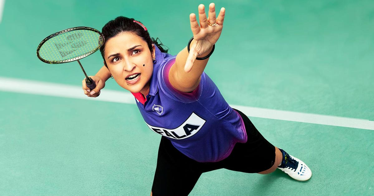 Box Office - Saina has a very poor first week, is a no-show