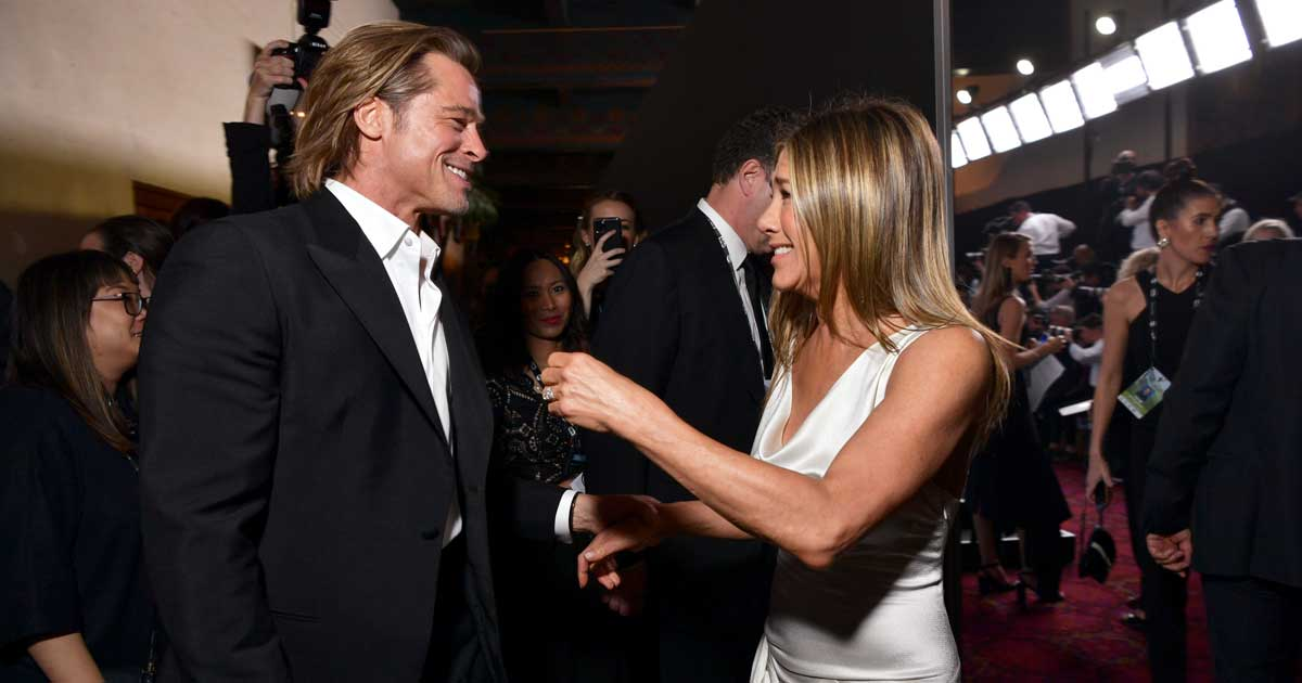 Brad Pitt & Jennifer Aniston Are Ready To Lock In 'Forever' With A Secret Interview?
