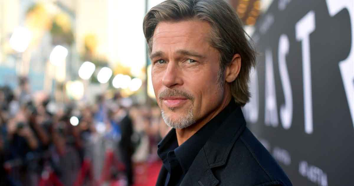 Here's Why Brad Pitt Was Spotted On A Wheelchair Outside A Hospital