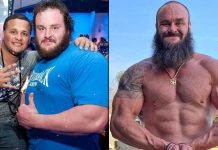 Braun Strowman Transformation Story