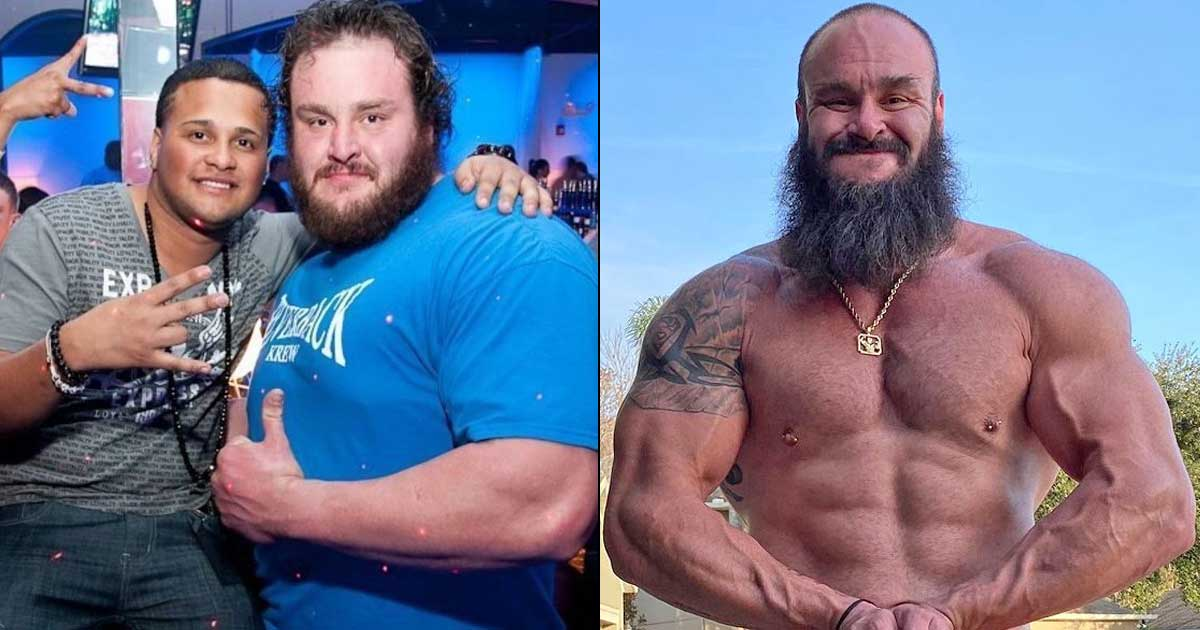 Braun Strowman Transformation Story