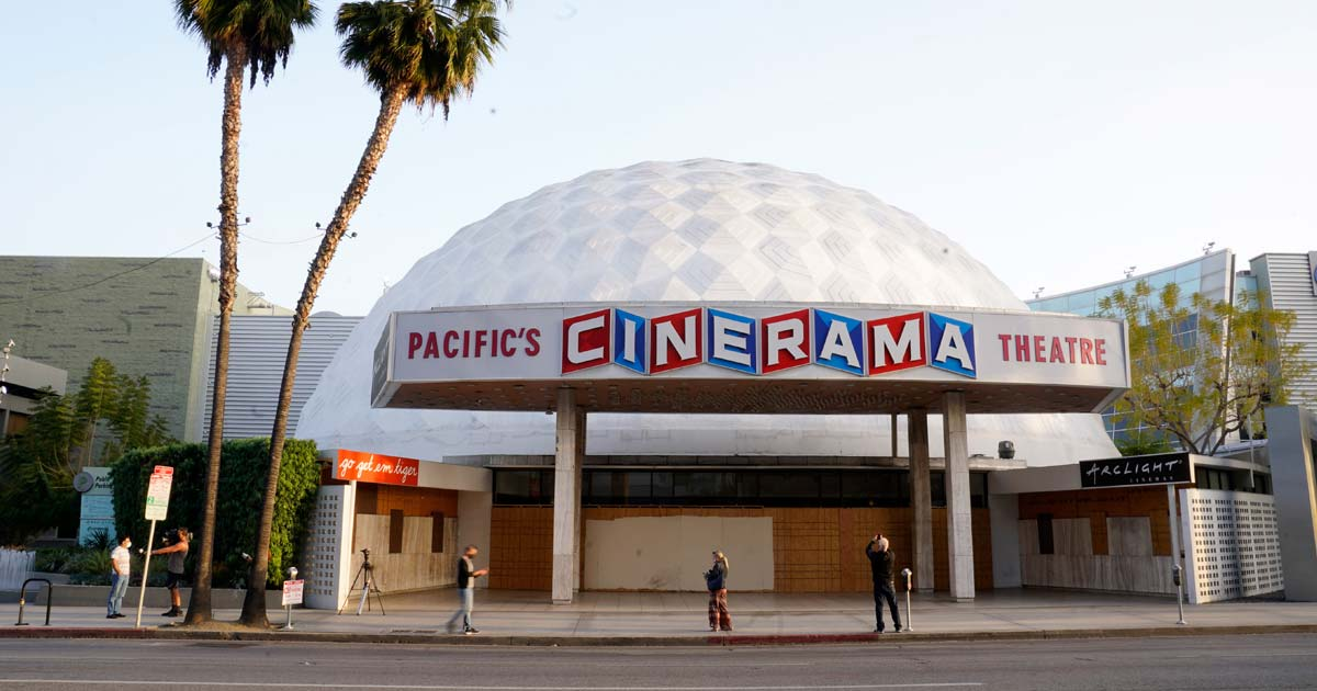 California's ArcLight And Pacific Theaters To Close For Good