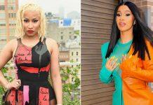 Cardi B Once Threw Her Heels At Nicki Minaj