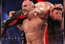 Cesaro Shares An Update On UFO Move