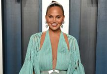 Chrissy Teigen on dieting: I've thrown that out of the window