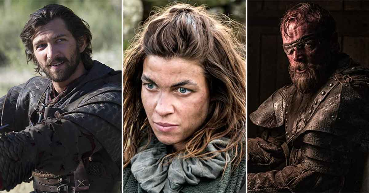 5 Underrated Game Of Throne Characters