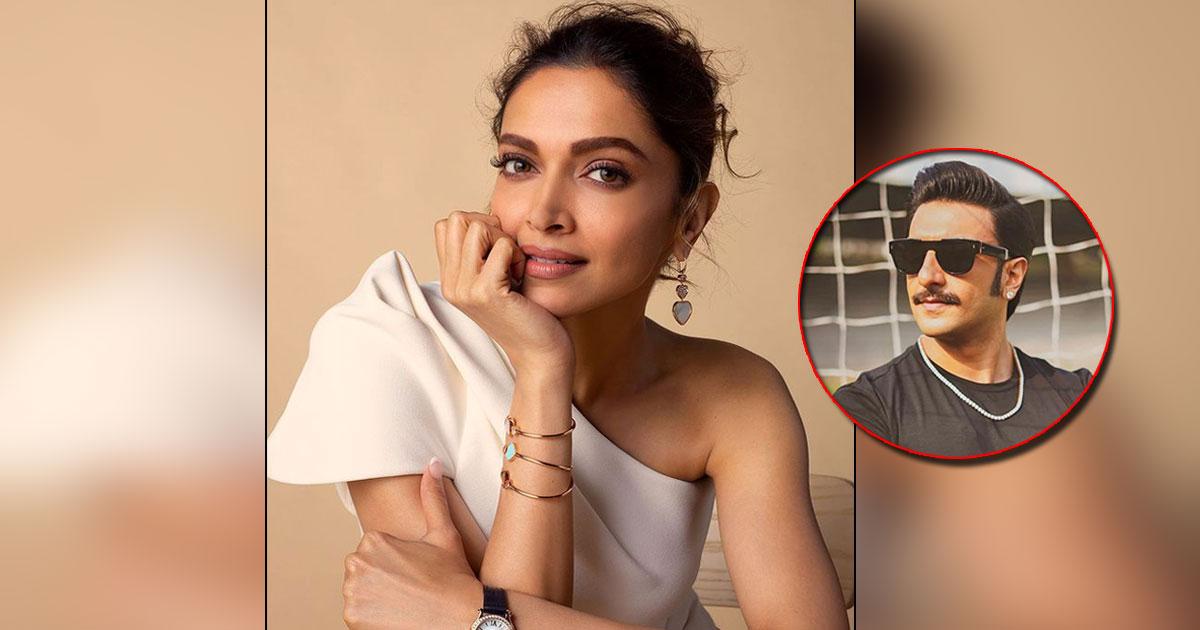 Ranveer Singh Labels Wifey Deepika Padukone 'Elegance Ki Moorat' On Her Latest Insta Post - Deets Inside