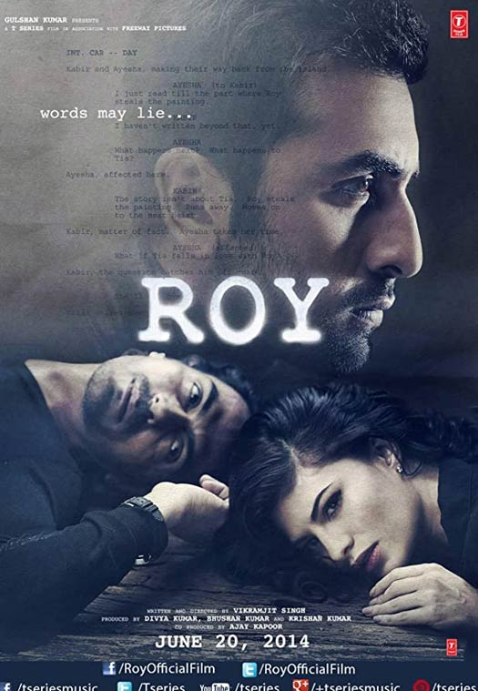 Roy Poster