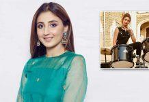 Dhvani Bhanushali nostalgic as 'Vaaste' turns two
