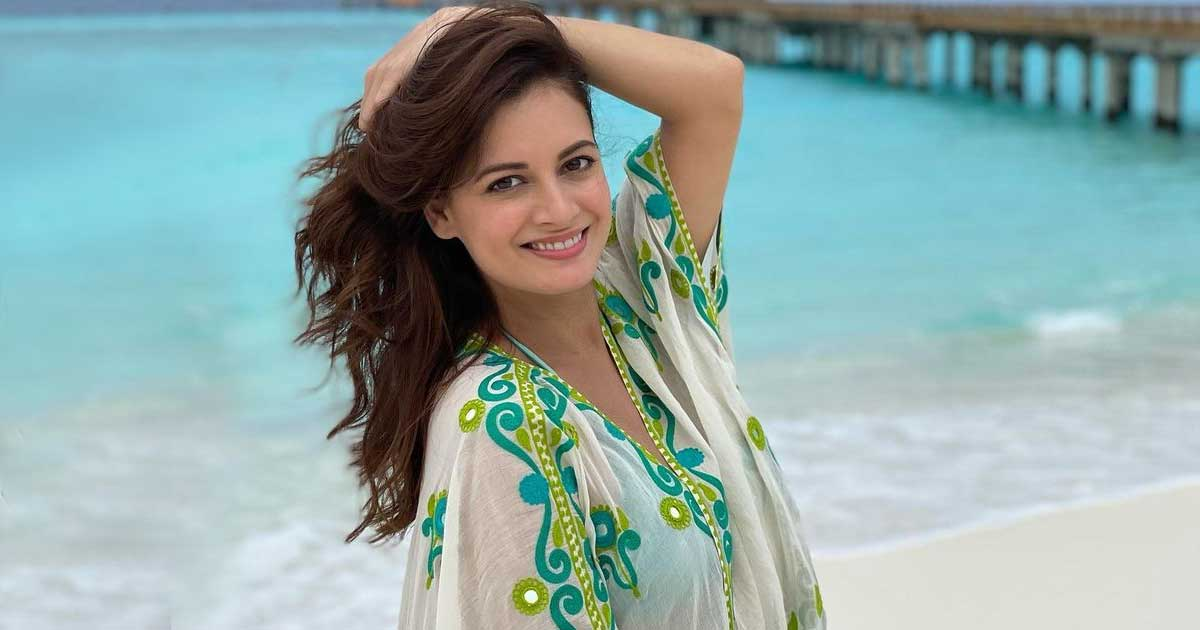 "Dia Mirza: ""Pandemic Has Made It Clear That We Have To Change The Way We Live, Produce"" - Check Out"