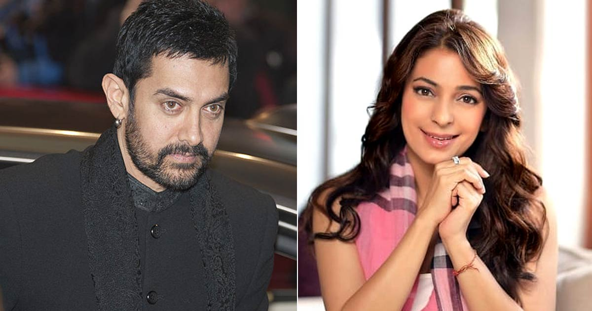 Did You Know? Aamir Khan & Juhi Chawla Didn't Speak To Each Other For Six Years, Here's Why