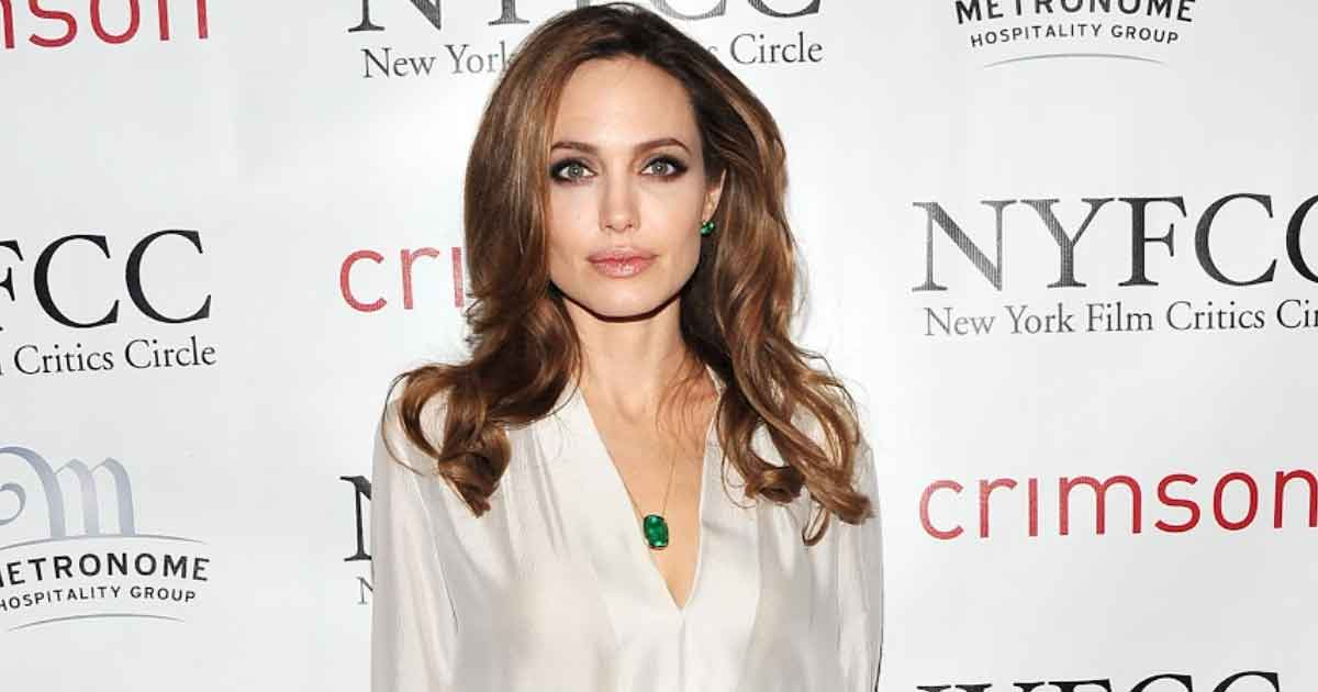 When Angelina Jolie Was Banned From Flying Her Personal Plane