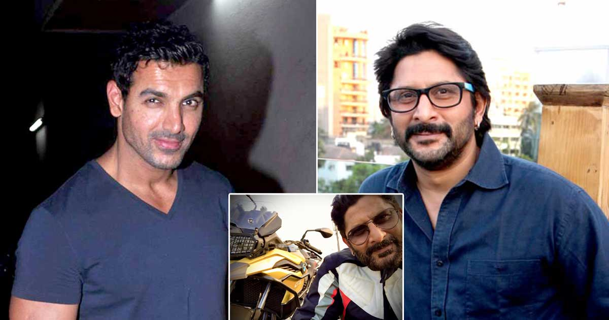 Did You Know? John Abraham Gifted Arshad Warsi A BMW F750 GS In 2020 That Cost Around Rs 12 Lakhs