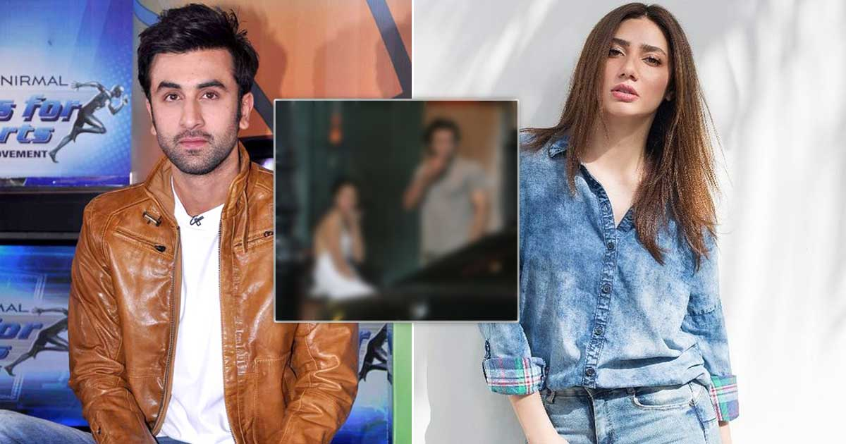 Ranbir Kapoor Once Had To Issue A Statement After Pics Of Him With Mahira Khan From New York Went Viral