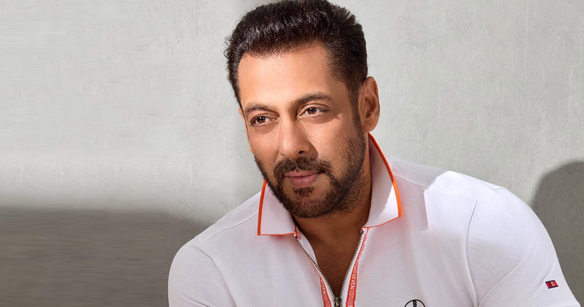 Did You Know? Salman Khan Got Rs 75 As His First Salary