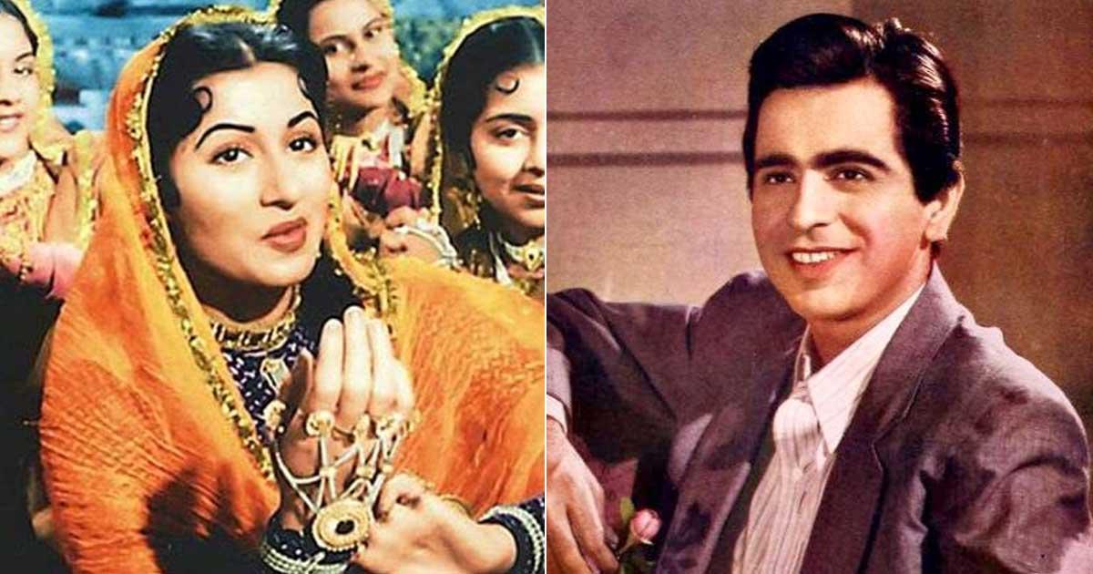 Dilip Kumar & Madhubala's Relation Had Taken An Ugly Turn While Filming Mughal-E-Azam