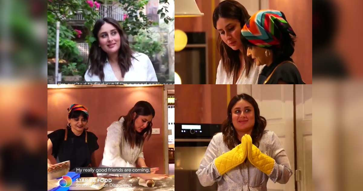 Kareena Kapoor Khan's Best Highlights From Star VS Food Episode 1 - From Her 'Main Apni Favourite Hoon' Moment To Pregnancy Cravings!