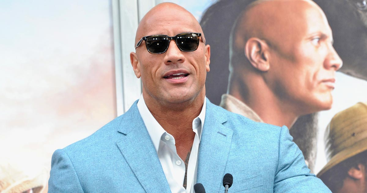 Dwayne Johnson never over-stresses body for a certain look on screen