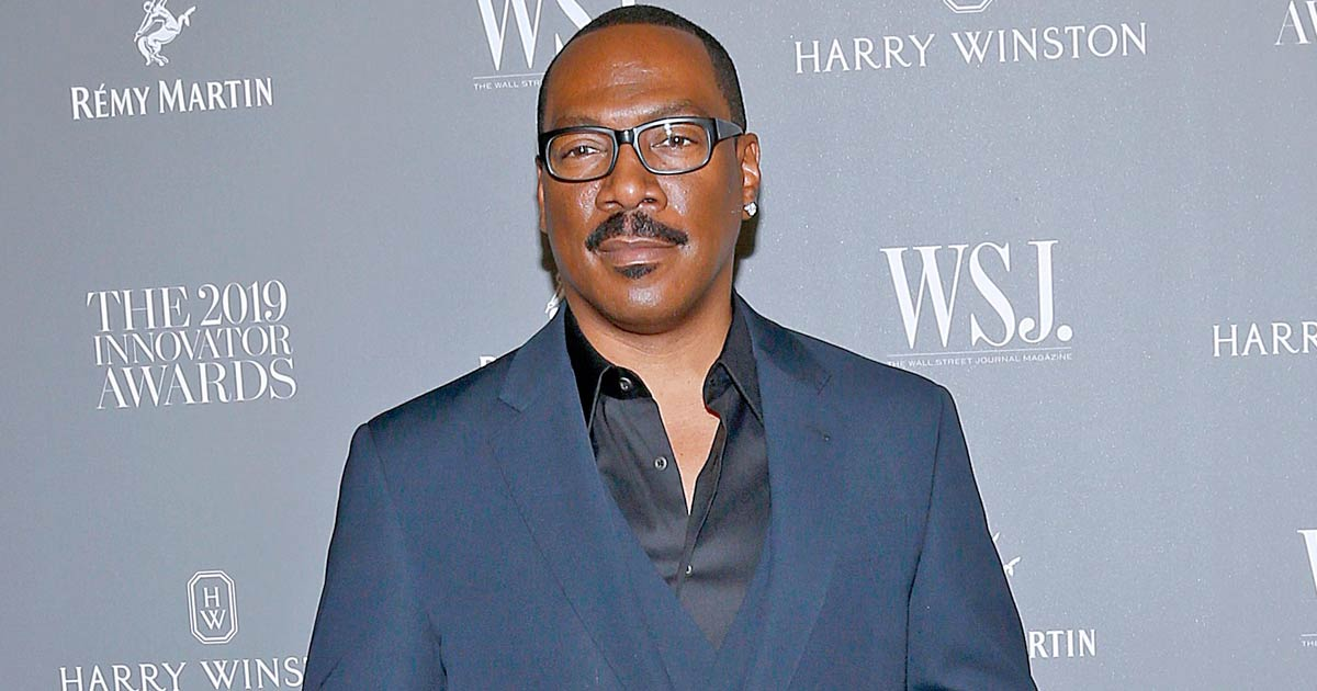 Eddie Murphy On Grounding Himself After Successive Hits In 1980s