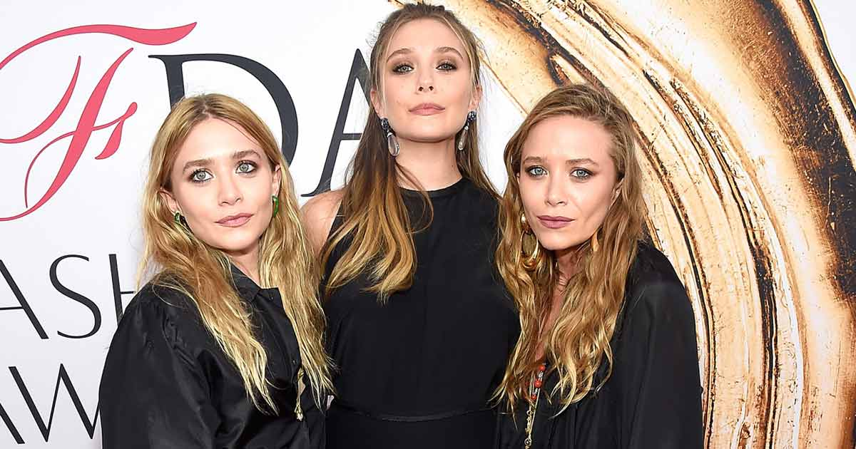 Elizabeth Olsen didn't want to be linked to Mary-Kate, Ashley Olsen