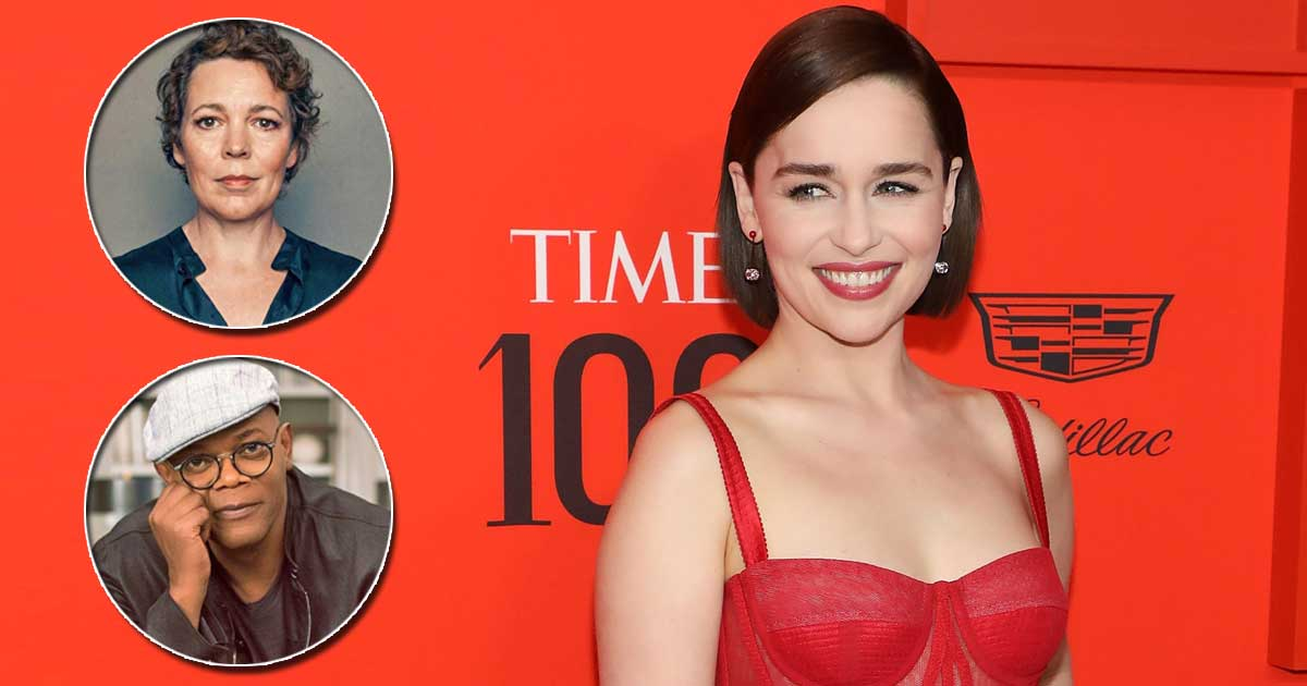 Emilia Clarke Enters Marvel Cinematic Universe With Secret Invasion