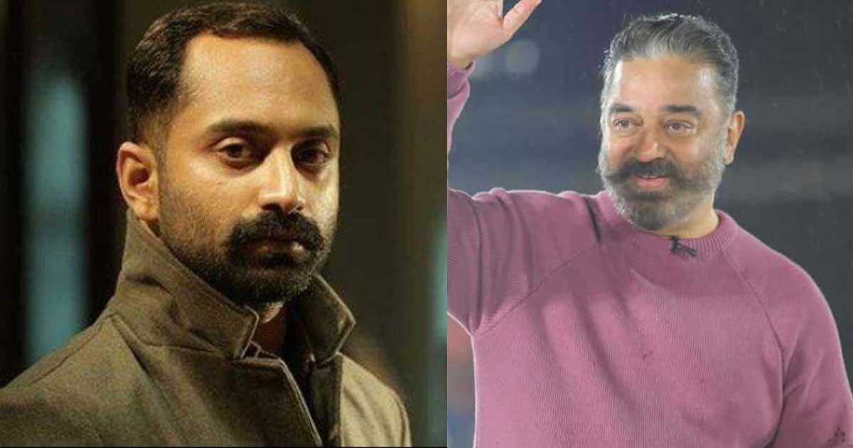Fahadh Faasil Joins Kamal Haasan's Vikram
