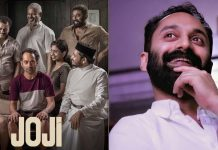Fahadh Faasil says 'Joji' is his most difficult character