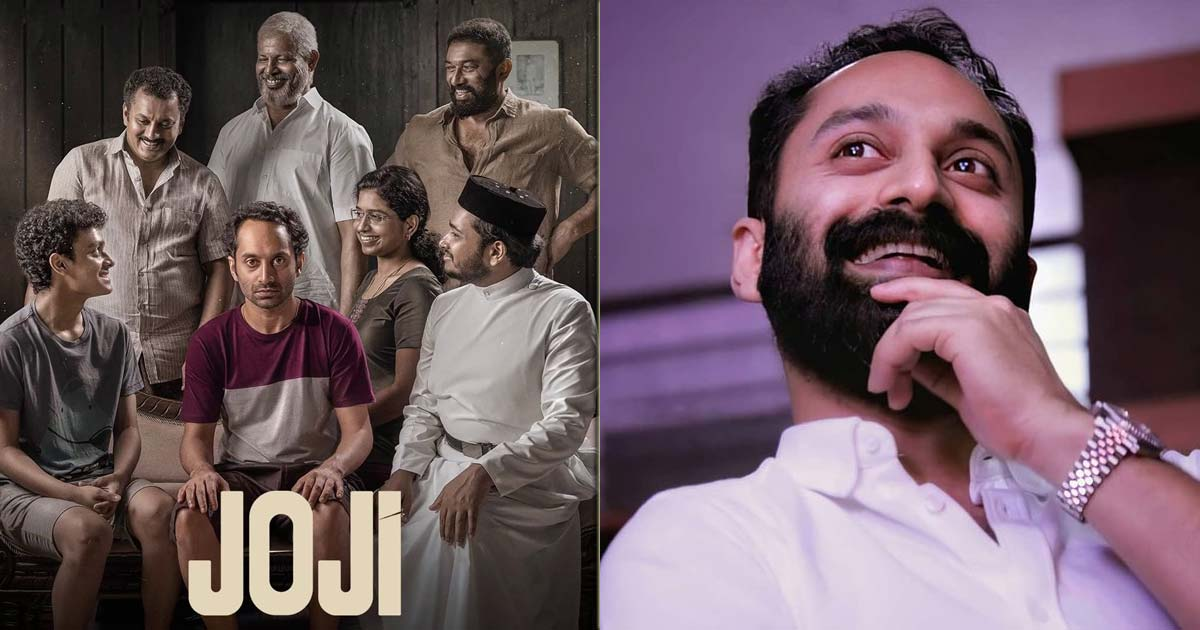 "Fahadh Faasil On His Character In Joji: ""I Have Read 'Macbeth' To Be Very Unstable Within,"" Read On"