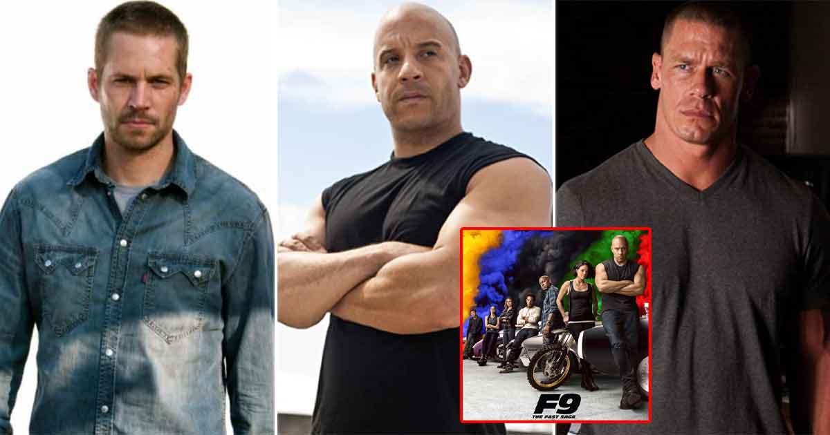 Vin Diesel Talks About John Cena's Fast & Furious Casting & Paul Walker